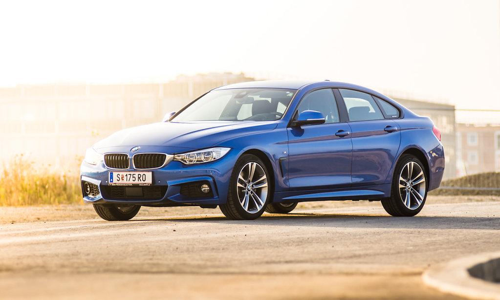 BMW 4er Cran Coupé